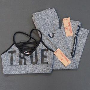 True Religion Gym Set XS